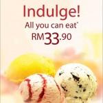 Haagen-Dazs Ice Cream Buffet All You Can Eat
