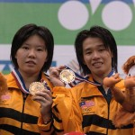 Wong Pei Tty / Chin Eei Hui Runner Up In SCG THAILAND GRAND PRIX GOLD 2008