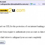 Maybank2u.com Email Phishing Scam Part II