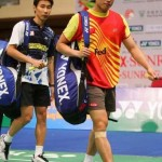 Lee Chong Wei vs Lin Dan in Beijing Olympic Final