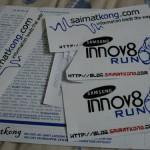 Innov8 Run Details