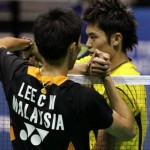 Malaysia vs China @ Semi Final – Thomas Cup 2008 Indonesia