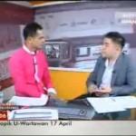 Me live @ Astro Awani @ MASYARAKAT TANPA TUNAI