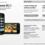 Maxis iPhone 3Gs