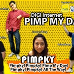 DIGI Internet Pimp My Day Challenge – Team Pimpky