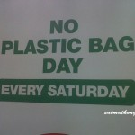 Selangor – No Plastic Bag Day Every Saturday