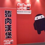 Ninja Joe : Pork Buger @ Tropicana City Mall