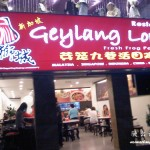 Geylang Lor 9 Fresh Frog Porridge 田鸡粥 @ SS2 Now!