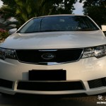 Pimp My Ride! – Facelifted Kia Forte