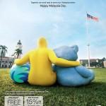Happy Malaysia Day – 1Malaysia Digi Ads