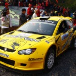 Asia Pacific Rally Championship – Proton on the Podium