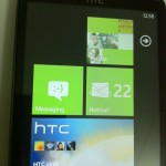 HTC HD7 : Windows Phone 7 – People Hub