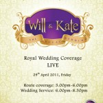 The Royal Wedding – Prince William & Catherine Middleton