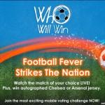 Arsenal & Chelsea Asia Tour vs Malaysia Harimau @ Bukit Jalil – Football Fever!