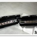 KIA Forte Fog Lamp Replacement Daytime Running Light (DRL)