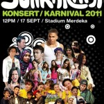 Suara Kami 2011 Concert @ Stadium Merdeka