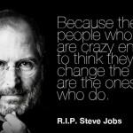 Steve Jobs, co-founder of Apple, has passed away (R.I.P)