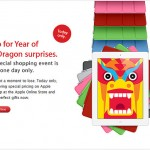 "Apple ""Red Friday"" : 1-Day Sales For Chinese New Year"