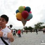 4th Putrajaya International Hot Air Balloon Fiesta 2012