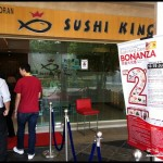 Sushi King RM2 BONANZA! Only with Sushi King Card!