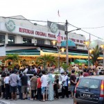 Free Nasi Kandar Cheer For Lee Chong Wei @ Original Penang Kayu Nasi Kandar @ SS2 Outlet