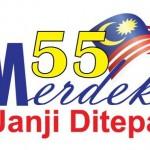 "What do you think of National Day theme ""Janji Ditepati""? Janji Siapa? Janji Apa?"