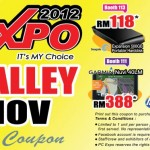 Nov 2-4 : PC Expo 2012 @ Mid Valley Exhibition Centre (MVEC)