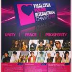 1Malaysia Penang International Charity Drive @ Han Chiang School Field, Penang