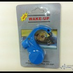 Wake me up! Anti-Drowsy Anti-Sleep Driver Sleep Alert Alarm Safety Driving Aid