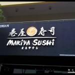 Makiya Sushi 卷屋寿司 @ Setiawalk, Puchong (Japanese Food)