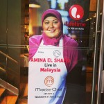 Amina El Shafei of Masterchef Australia Live in Malaysia @ Blu Med, Mid Valley