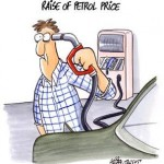 Malaysia : Ron95 Petrol & Diesel Price Increase 20 Cents!