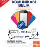 Pakej Komunikasi Belia ~ Get a Free Smartphone!