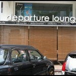 Departure Lounge : Breakfast + Coffee @ Damansara Uptown