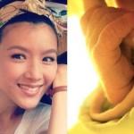 Congrats Moses Chan & Aimee Chan on their new born baby Aiden! 盛傳陳茵媺已為陳豪誕下「豪仔」!