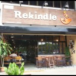 Rekindle @ SS2, PJ – a cosy place for cakes & coffee