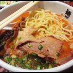 Menya Musashi Ramen @ Isetan Eat Paradise, 1 Utama