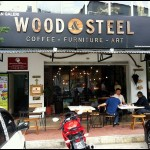 Wood & Steel @ Kota Damansara