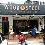 Wood & Steel @ Kota Damansara