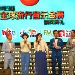 4th Global Chinese Golden Chart Awards 第四届全球流行音乐金榜颁奖典礼2014