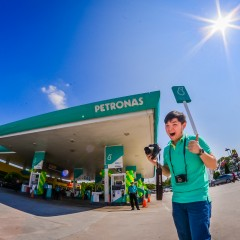New Petronas PRIMAX 95 with Advanced Energy Formula – more power, better fuel economy