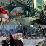 KL Under Attack! Godzilla and company cause of KL sinkholes!