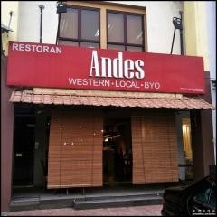 Andes BYO @ Aman Suria
