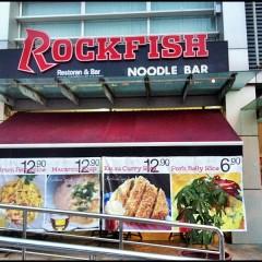 Rockfish Noodle Bar @ IOI Boulevard, Puchong
