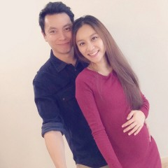 MYFM 喜事连连! 颜薇恩正式宣布怀孕5个月