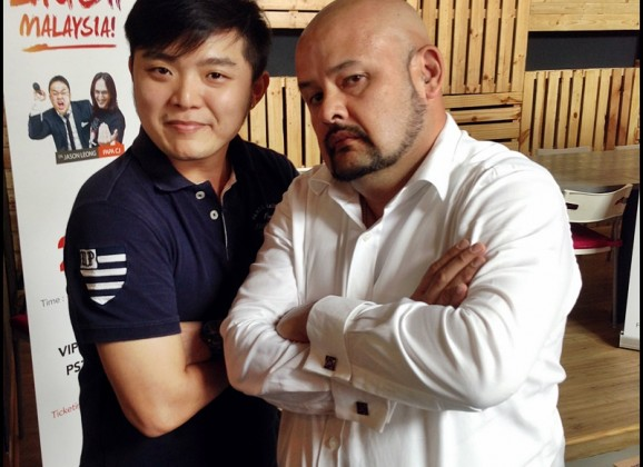 "Catch Malaysia's Funny Man, Harith Iskander LIVE at ""To Know Malaysia Is To Laugh Malaysia"""