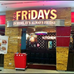 TGI Fridays @ IOI Mall