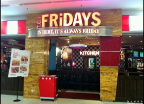 TGI Fridays @ IOI Mall
