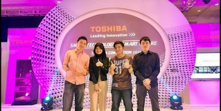 Smart Technology / Smart Future – Toshiba Convention 2014