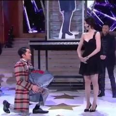 祖藍求婚賀台慶 [王祖蓝现场向李亚男求婚成功!!!]